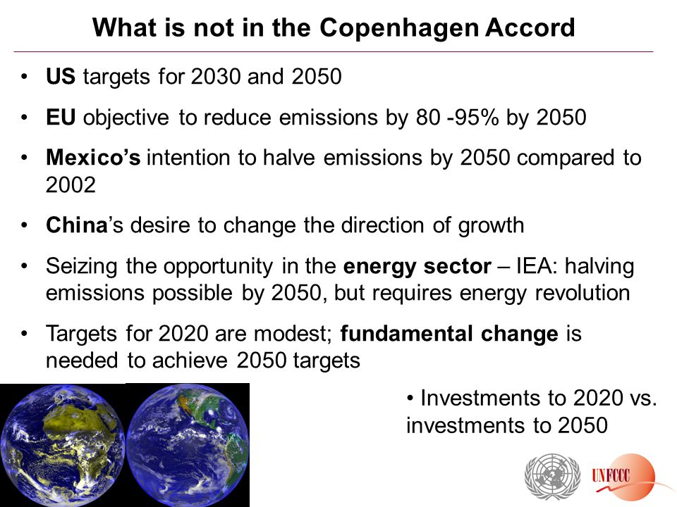 Avenues for cooperation: the development community #2 Assist in mitigation planning: identify options to leap-frog emissions-intensive growth identify investment needs and technology gaps for mitigation assist in implementing mitigation actions