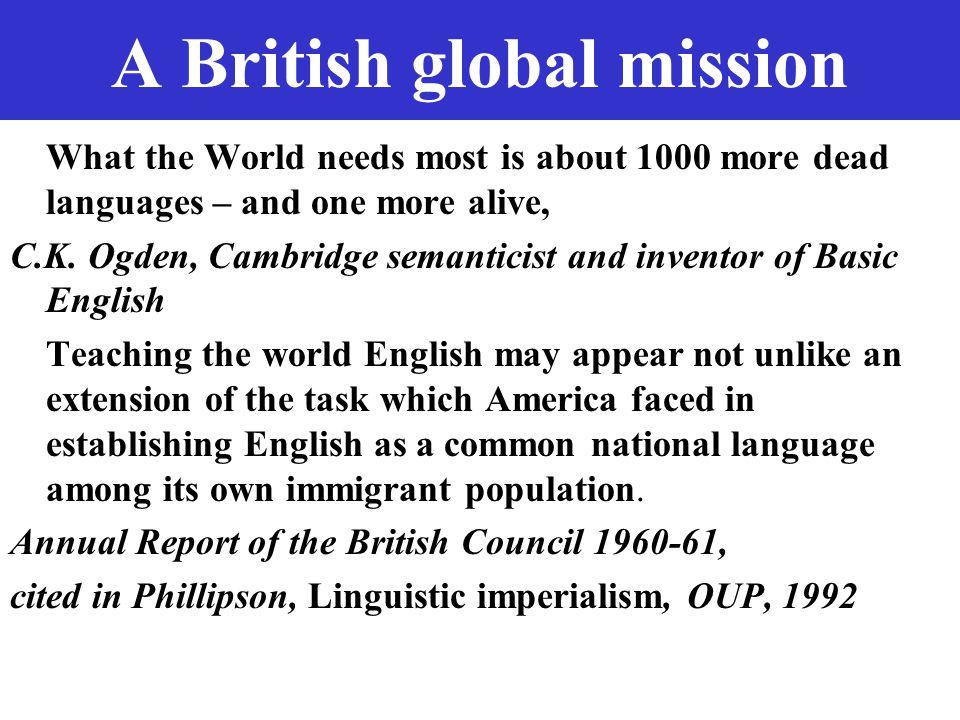 English a 'lingua franca' .lingua economica.