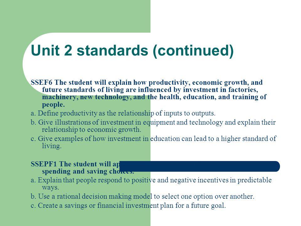 Factors of Production (Productive Resources)
