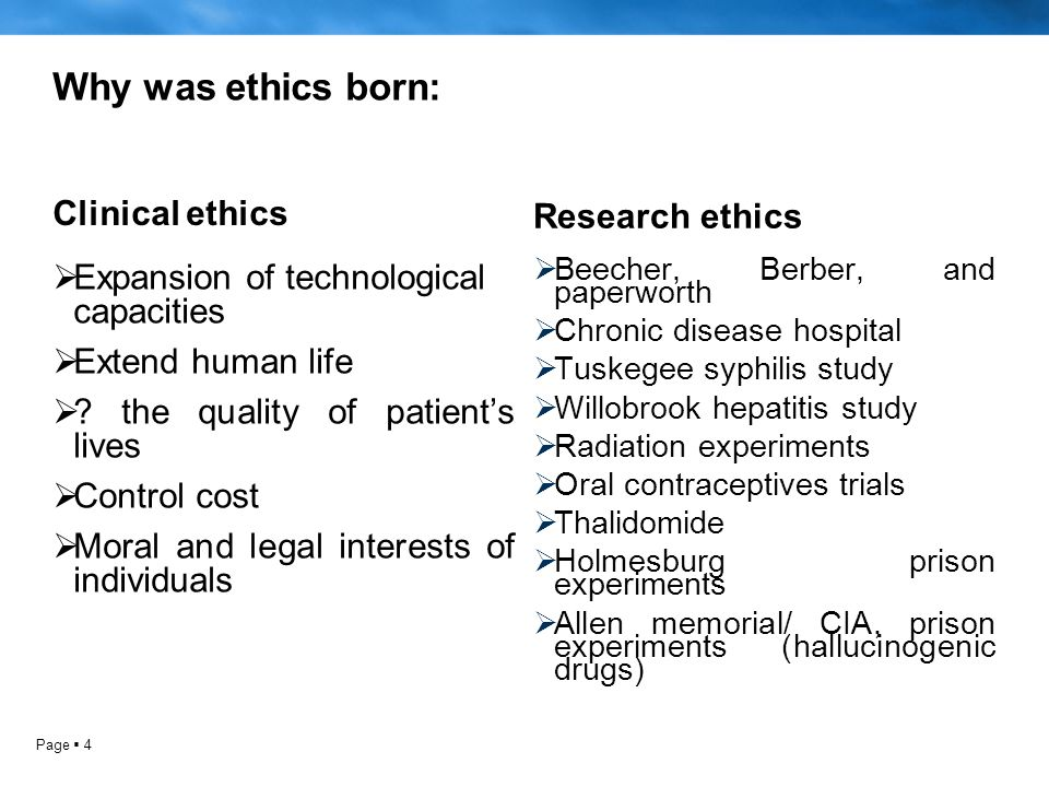 Page  5 What does ethics mean to you?