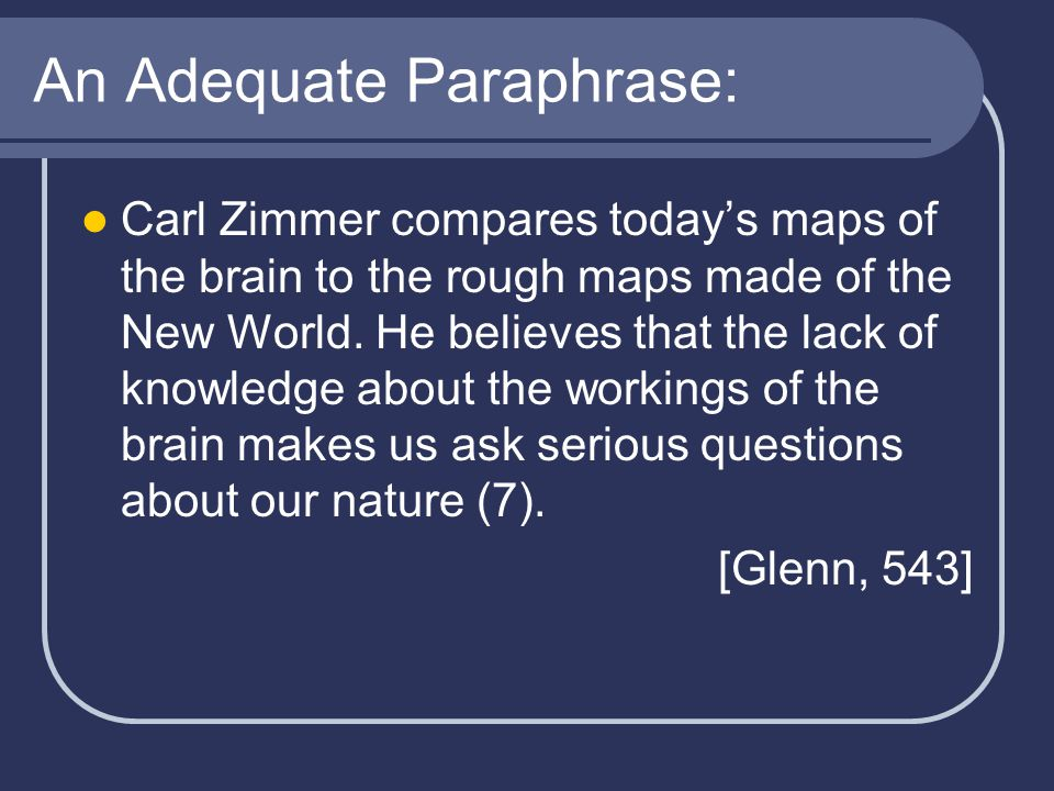 An Adequate Paraphrase: Carl Zimmer compares today's maps of the brain to the rough maps made of the New World.