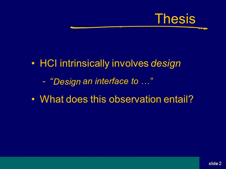 PSU Design Basics CS 365 HCI Prof. Ahmed Sameh