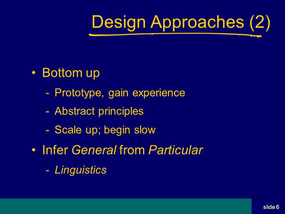 Student Name Server Utah School of Computing slide 36 Design Safety Consider failure modes What are the consequences of failure.