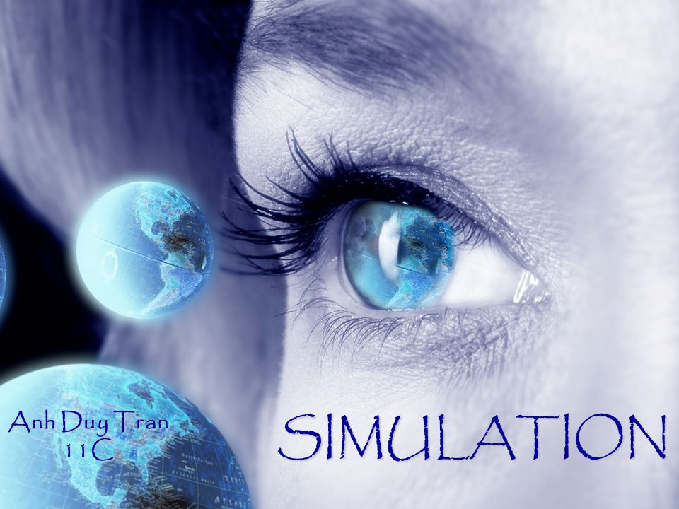 INTRODUCTION Simulation is the imitation of some real thing, state of affairs, or process.