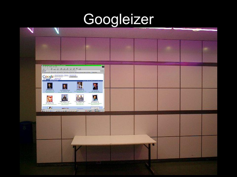 Googleizer