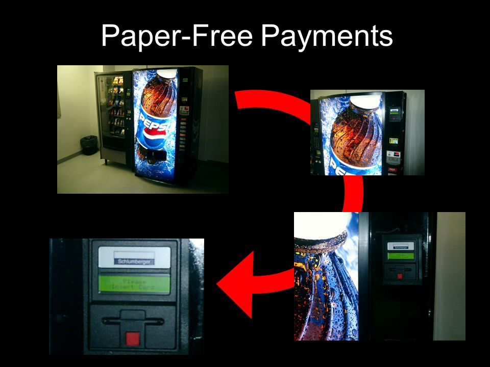 Paper-Free Payments