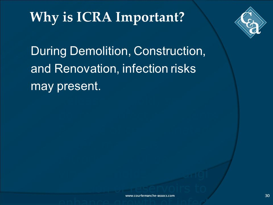 Why is ICRA Important.