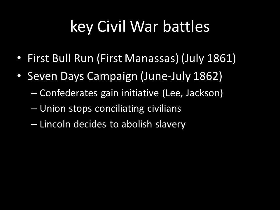 Civil War (1861-62)