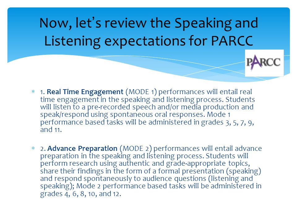 Activity: An Integrated Approach:  Watch 2 minutes and 10 seconds of the video and consider how a student could use Real Time Engagement and Advanced Preparation to respond to President Obama's speech.