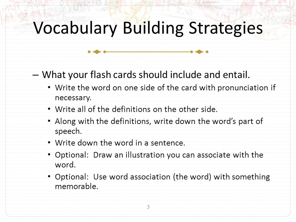 4 Sentence Completion Strategies – Realize each section consists of six questions.