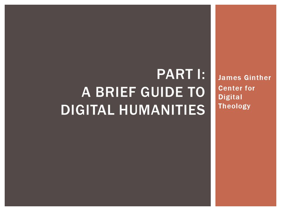 A form of scholarship and teaching that integrates computational methods with traditional humanistic methodologies WHAT IS DIGITAL HUMANITIES