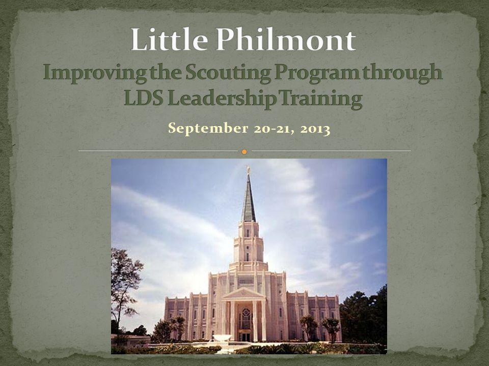 September 20-21, 2013