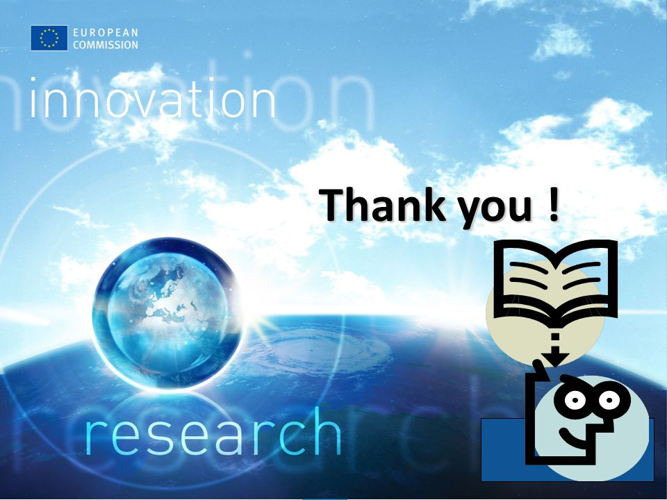 Policy Research and Innovation Research and Innovation Thank you !