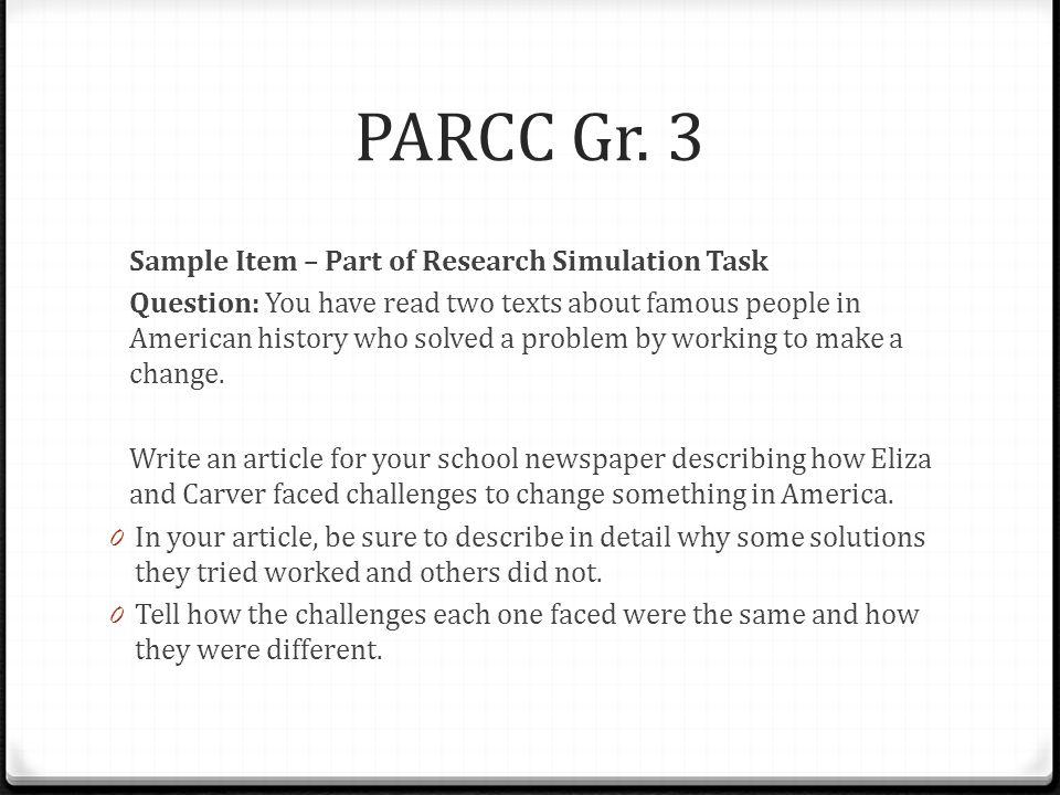PARCC Gr.