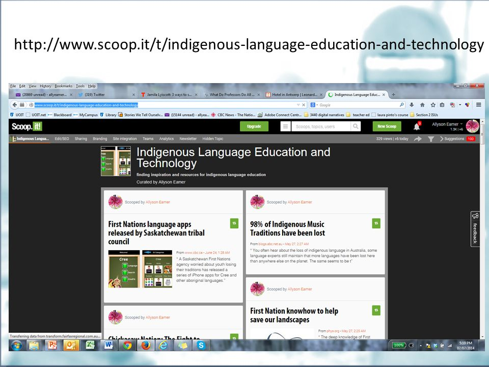 http://www.scoop.it/t/indigenous-language-education-and-technology