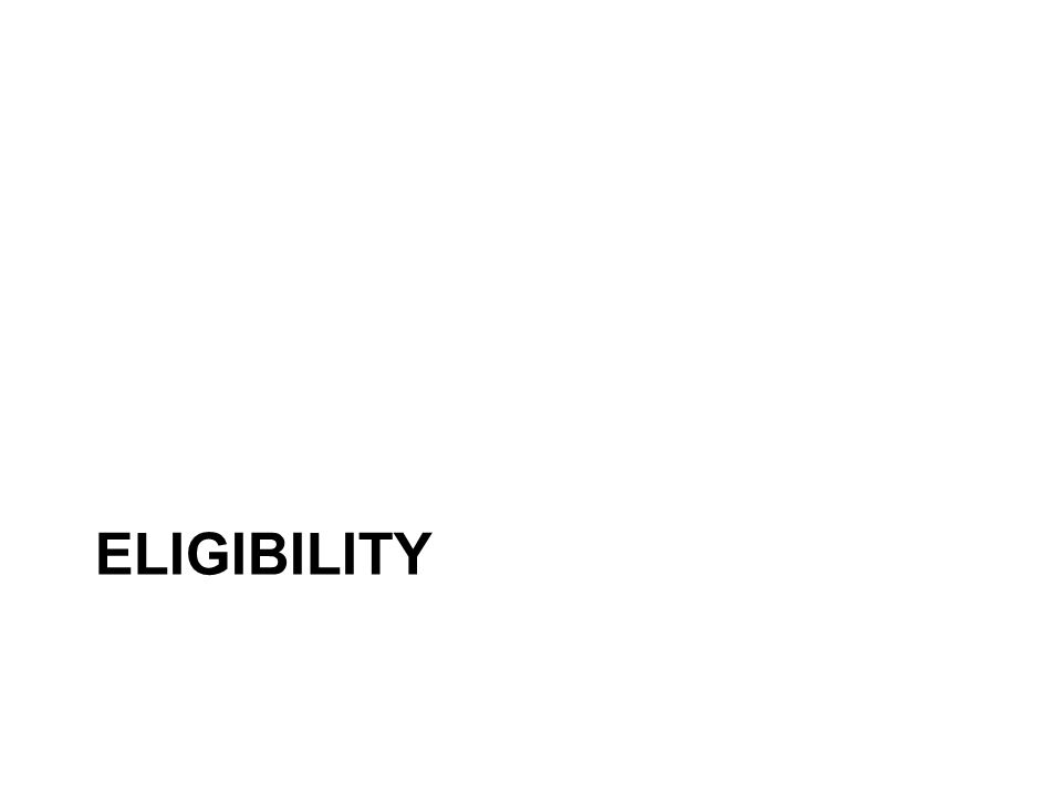 Applicant, Co- applicant and Affiliates Beneficiaries Partner – now called co-applicant and are officially party to the contract Concept of 'Affiliate' entity launched with the 2013 PRAG.