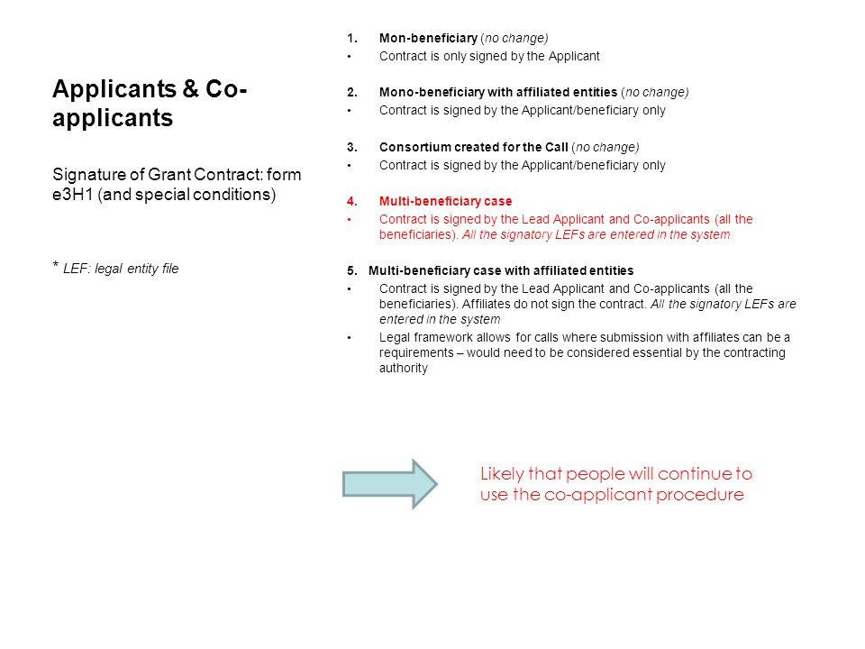 Annex IV (procurement) Updated according to new thresholds