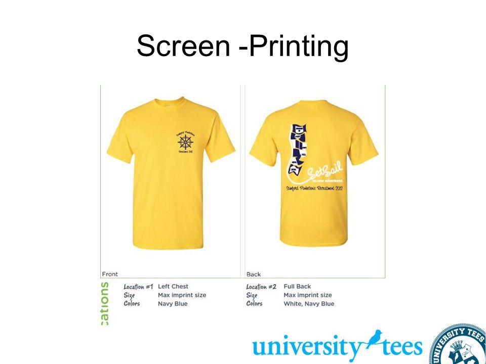 Screen -Printing