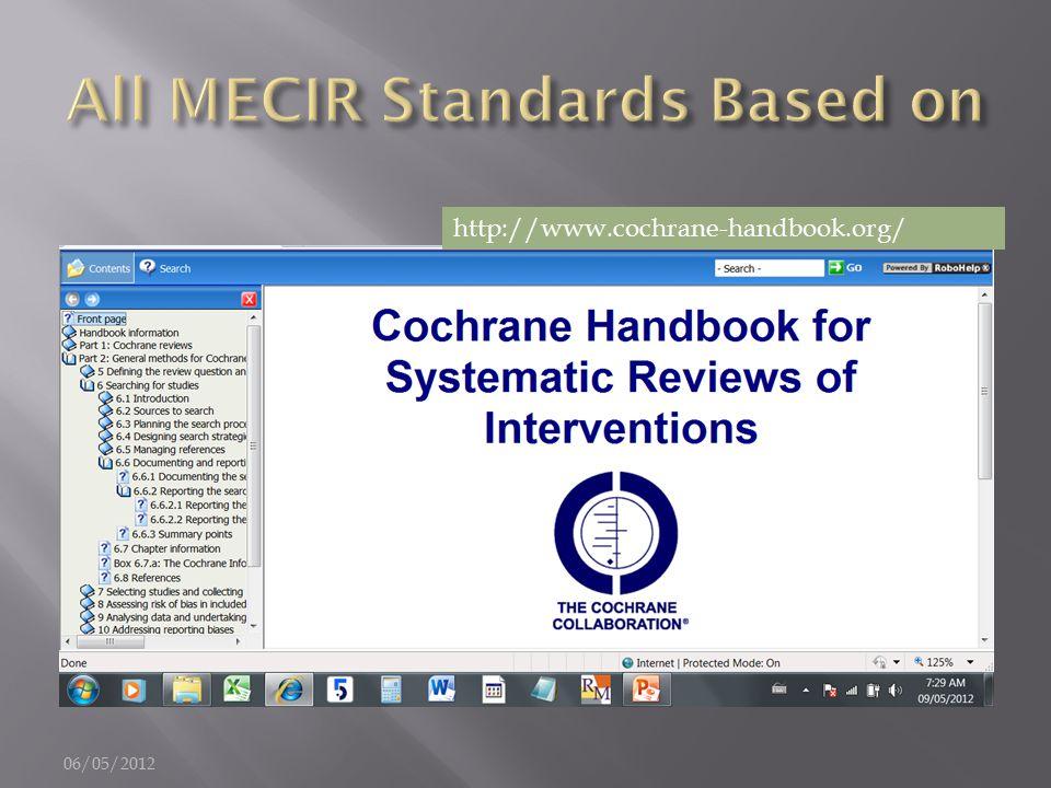 http://www.cochrane-handbook.org/