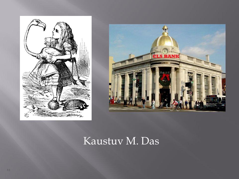 10 Kaustuv M. Das