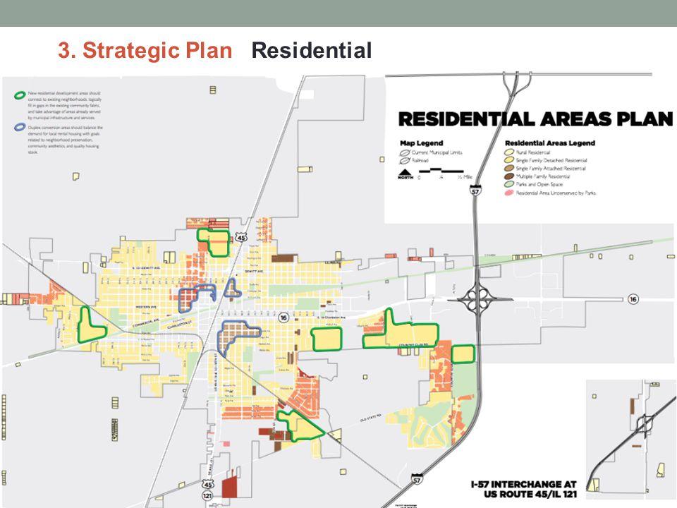 3. Strategic PlanResidential