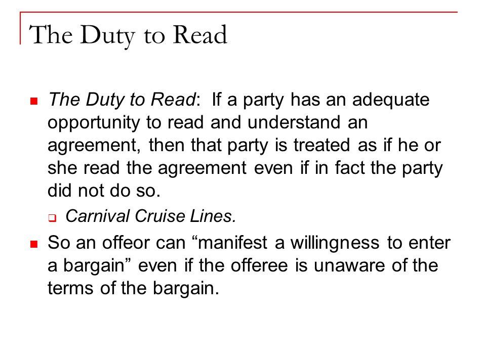 The 9 th Circuit's Attitude The 9 th Circuit held such amendments unenforceable in Douglas v.