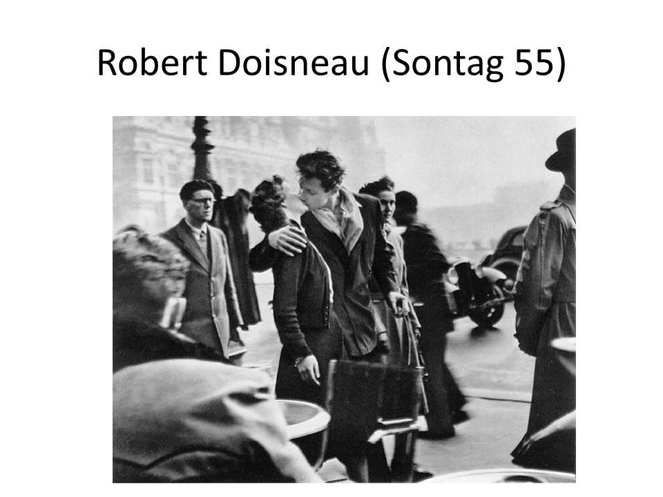 Robert Doisneau (Sontag 55)