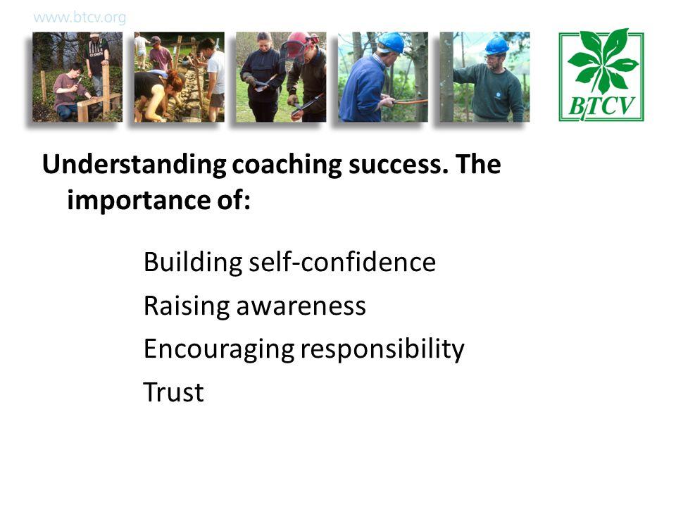 Understanding coaching success.