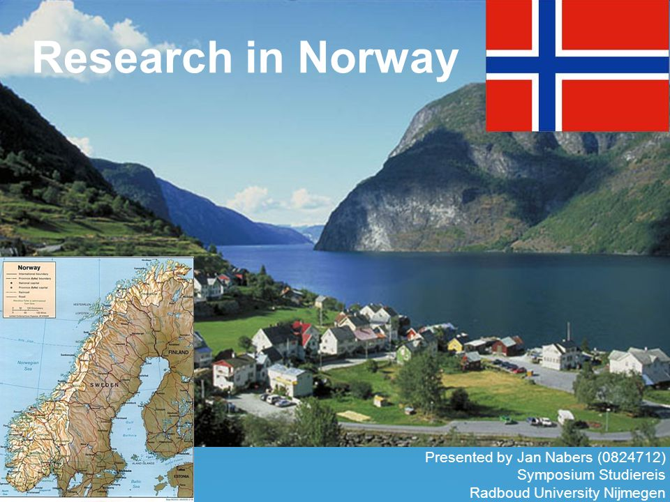 Content Norway's competetive Edge Research in Norway Research Council of Norway Funding in Norway R&D statistics Future perpectives