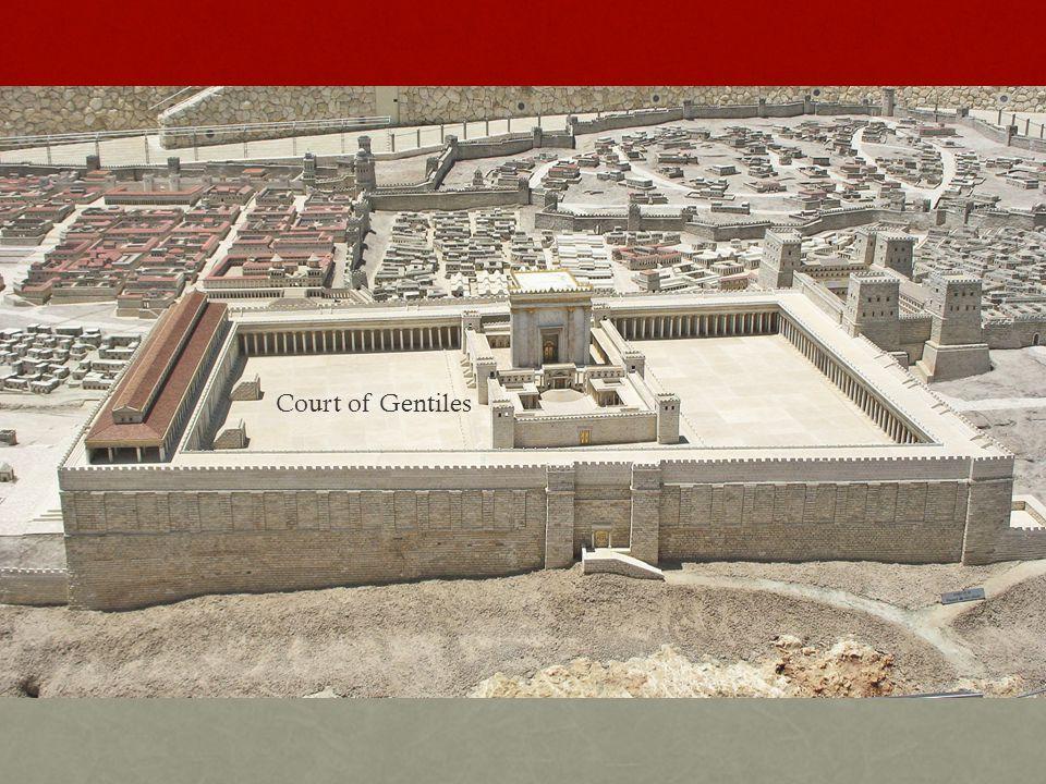 Court of Gentiles