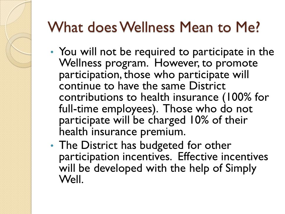 Questions Questions regarding Wellness may be directed to Elise McHatton at Simply Well: emchatton@nebraskamed.com.