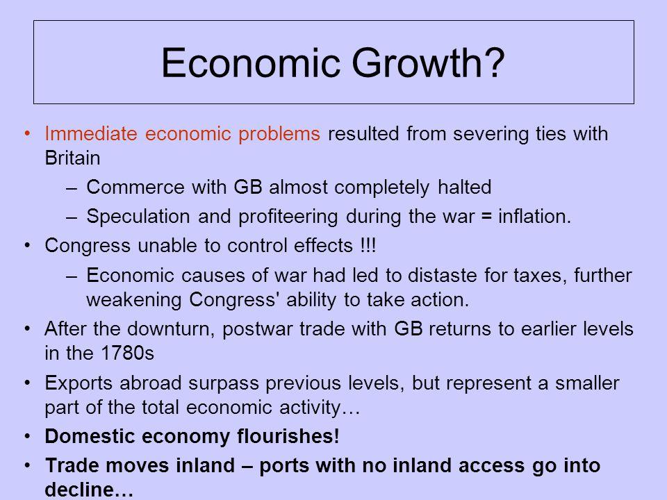 Economic Growth.