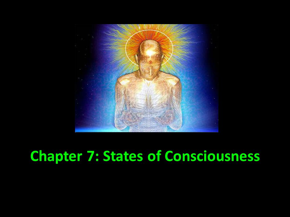 Chapter 7: States of Consciousness