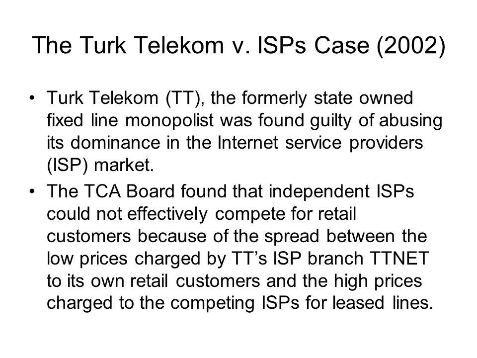 The Turk Telekom v.