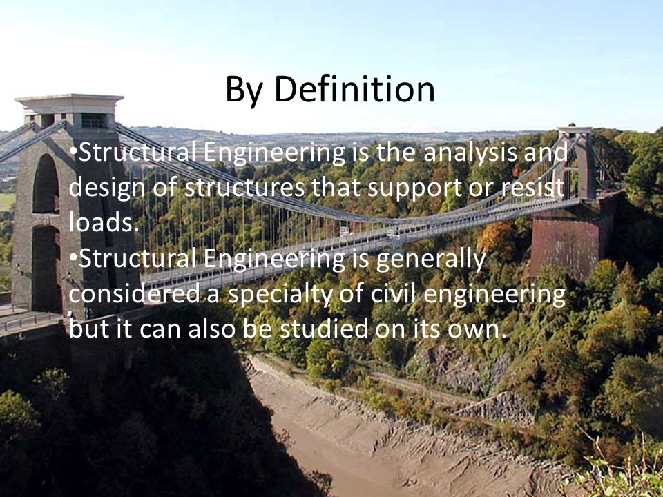 Civil Engineering Structures Bridges Dams Earthworks Foundations Offshore structures Pipelines Power stations Railways Retaining structures and walls Roads Tunnels Waterways Water and wastewater infrastructure