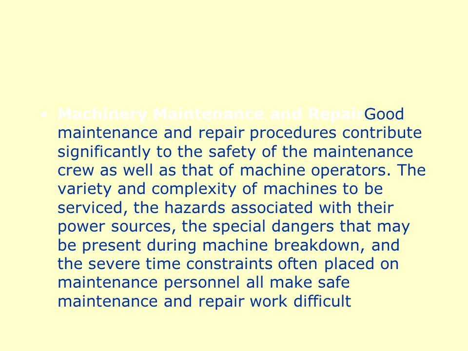 Robots they perform work usually done by operator operator does not have to enter danger area are suitable for operations where high stress factors are present, such as heat and noise can create hazards themselves require maximum maintenance are suitable only to specific operations