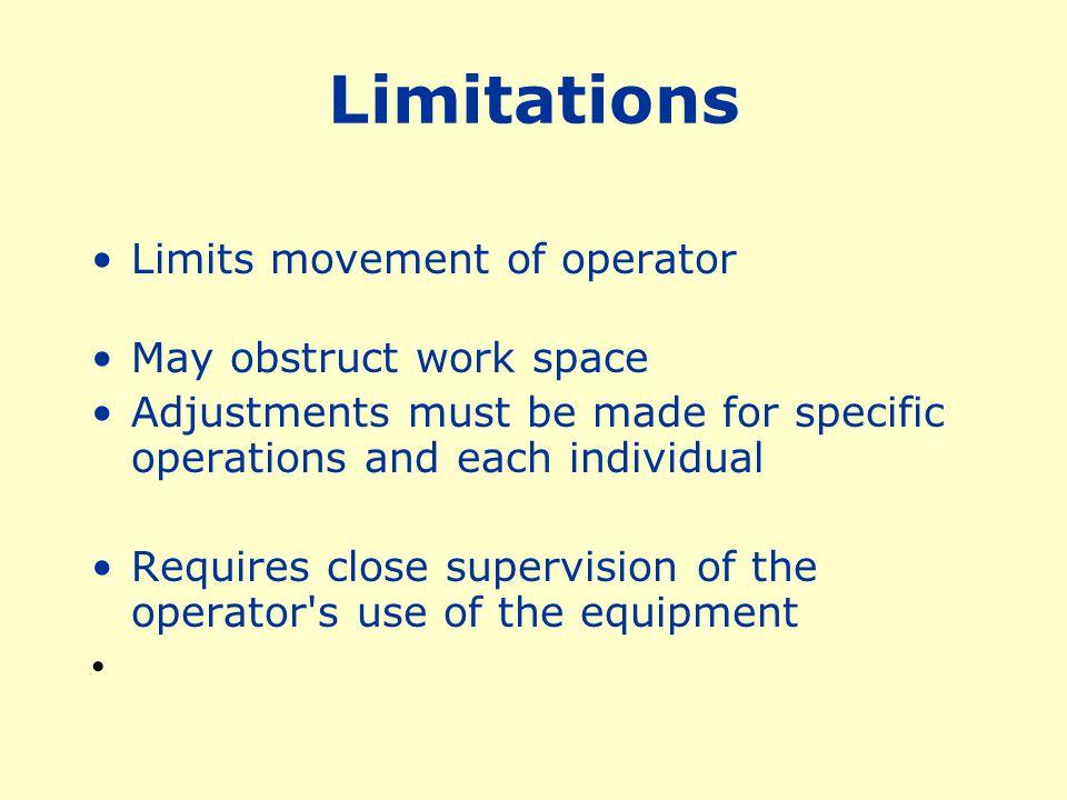 ActionAdvantages Little risk of mechanical failure