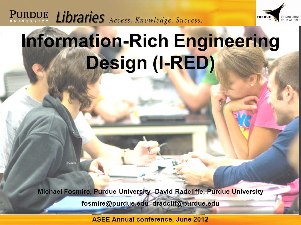 Overview Investigate some Design Models Propose Integrated IL/Design Model Sample Applications