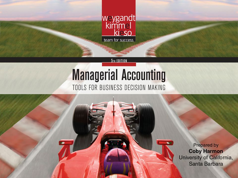 Page 12-2 Planning for Capital Investments Managerial Accounting Fifth Edition Weygandt Kimmel Kieso