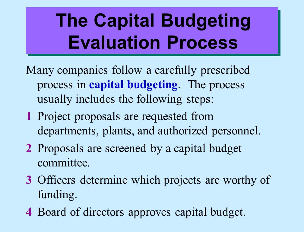 Identify the challenges presented by intangible benefits in capital budgeting. Study Objective 4