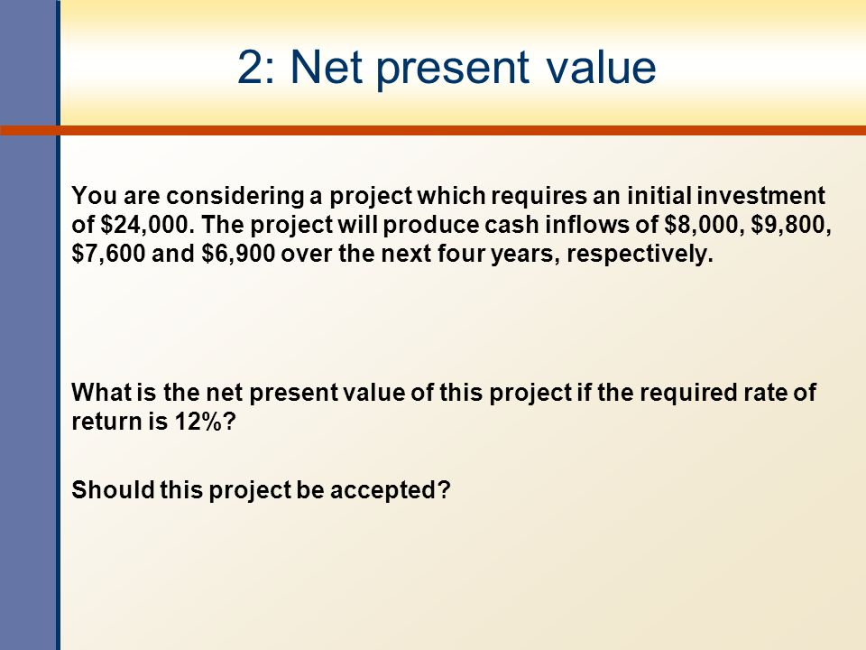 13: Crossover point You are considering two projects with the following cash flows: YearProject AProject B 0-$32,000-$30,000 1 $12,000 $11,500 2 $17,600 $16,700 3 $20,900 $19,200 What is the crossover point.