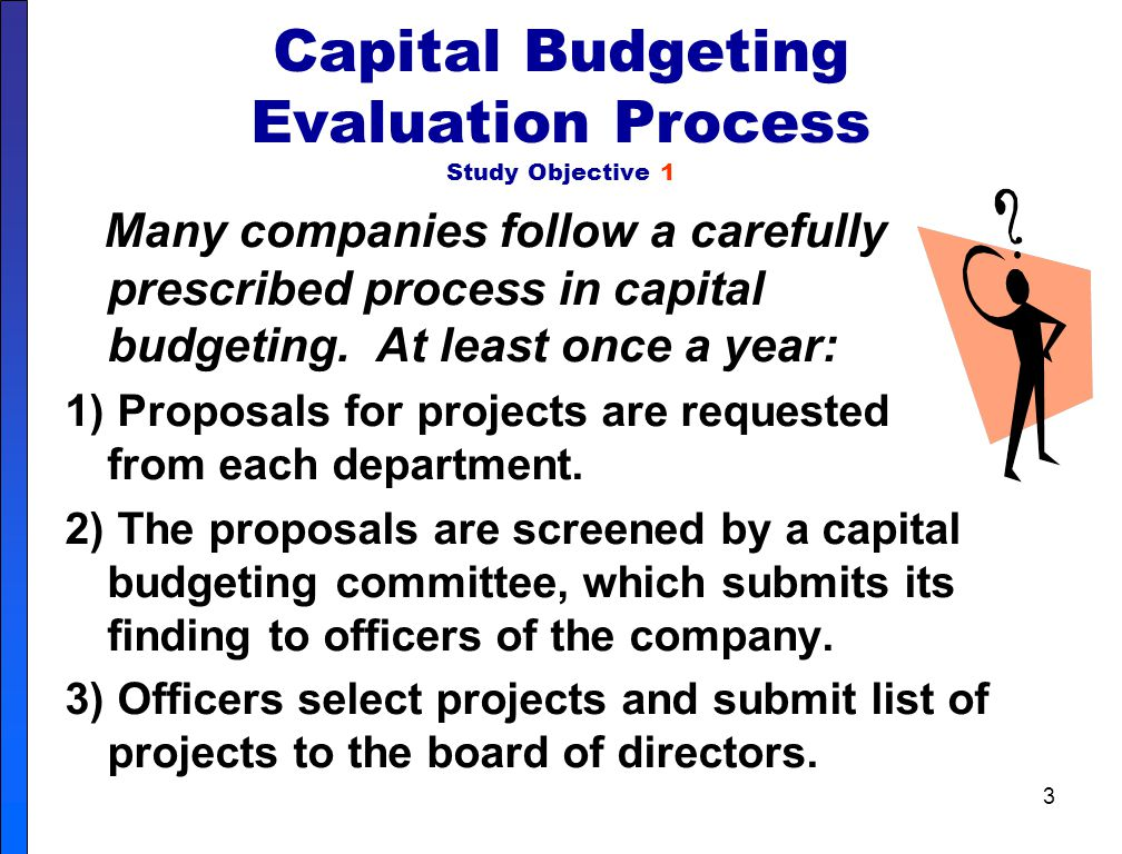 13 Computation of Net Present Values The proposed capital expenditure is acceptable at a required rate of return of 12% but NOT AT 15%.