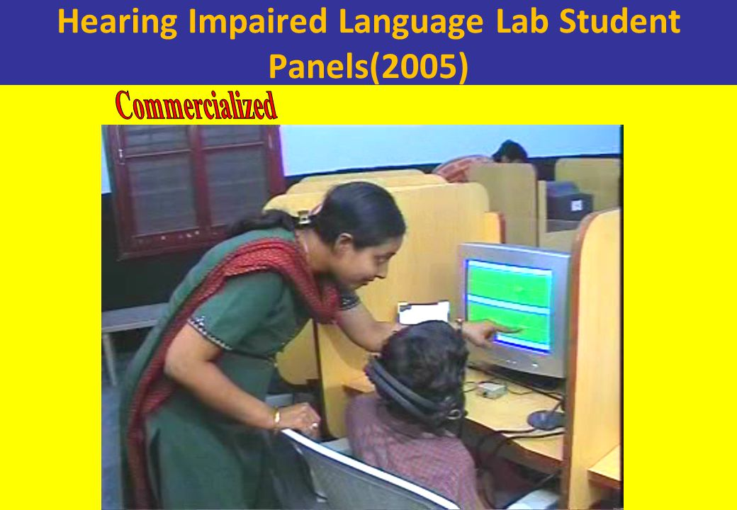 Hearing Impaired Language Lab Student Panels(2005)
