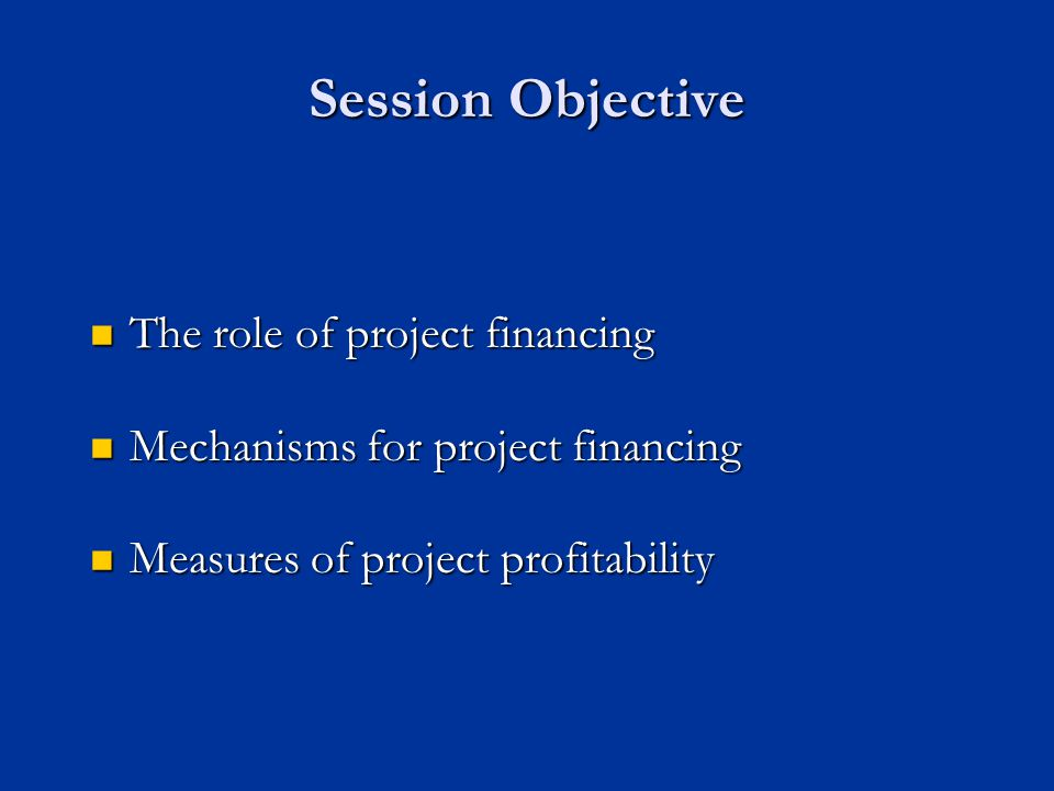 Project Management Phase FEASIBILITY DESIGN PLANNING CLOSEOUT DEVELOPMENT OPERATIONS Financing & Evaluation Risk