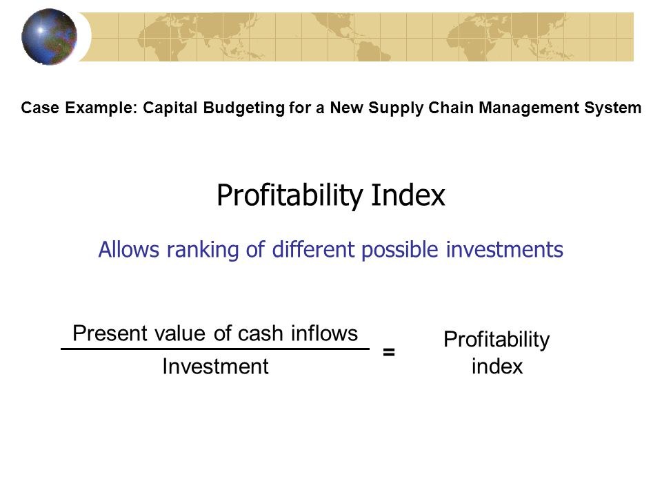"Presentation ""SESSION 13 UNDERSTANDING THE BUSINESS VALUE OF ..."