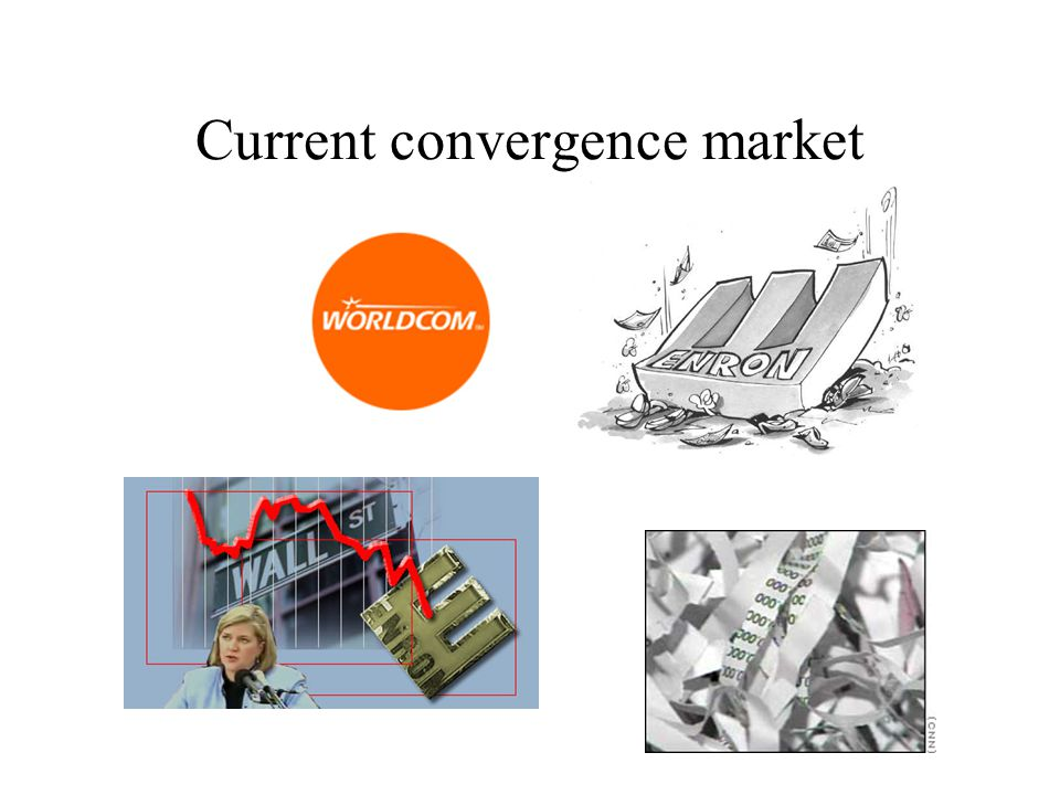 Current convergence market