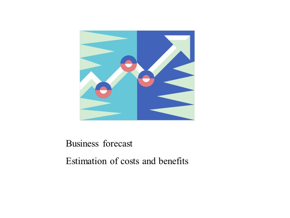 Business forecast Estimation of costs and benefits
