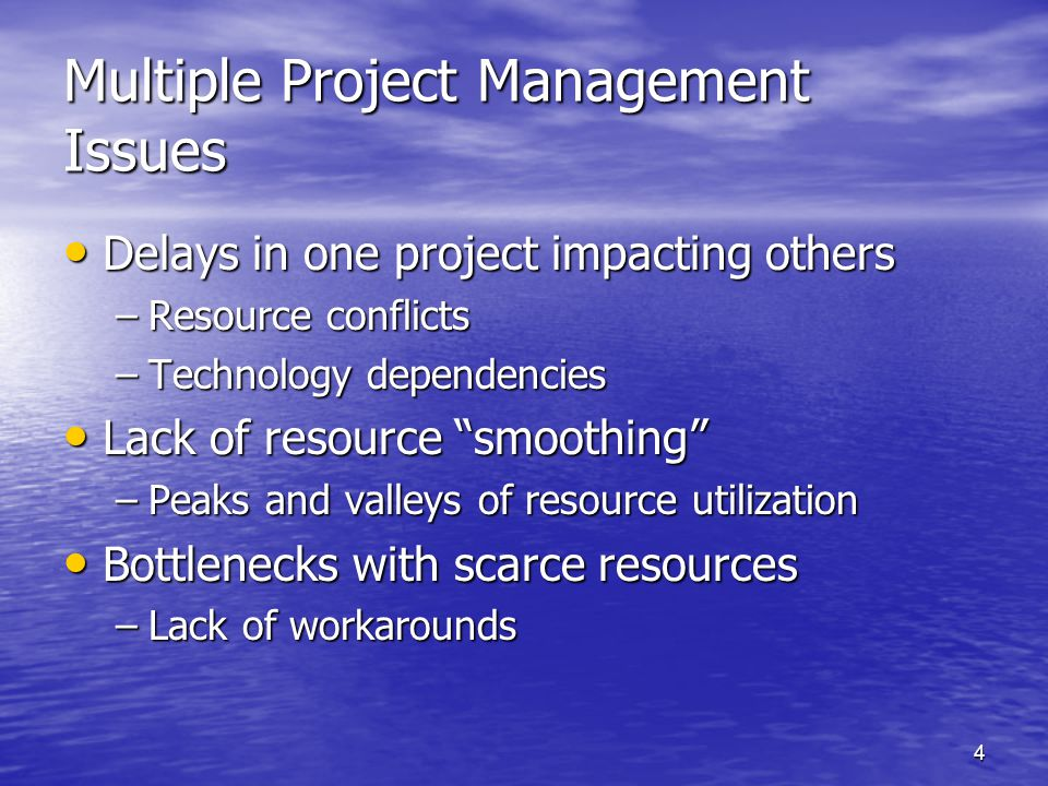 5 Project Selection Evaluation process -- individual projects or groups of projects Evaluation process -- individual projects or groups of projects Choosing some set of project options Choosing some set of project options Organizational objectives achieved Organizational objectives achieved Managers use decision-aiding models Managers use decision-aiding models Models represent the problem's structure Models represent the problem's structure Aid in evaluating risks and options Aid in evaluating risks and options