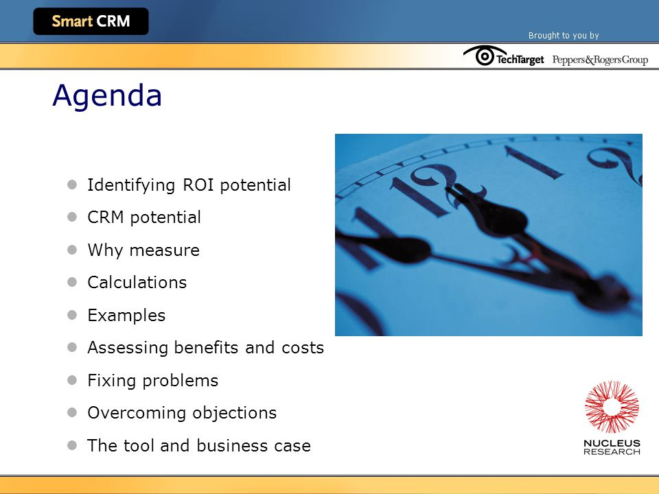 Short finance class… Toolbox used to measure the value of technology: Net Present Value Payback Period Return on Investment IRR TCO