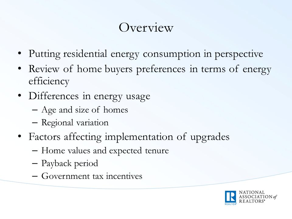 Compare that to the West region Source: Energy Efficient Rehab Advisor